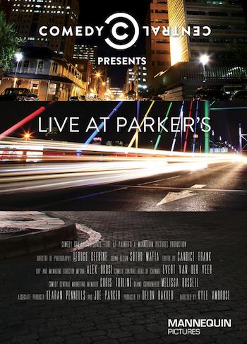 Live @ Parkers